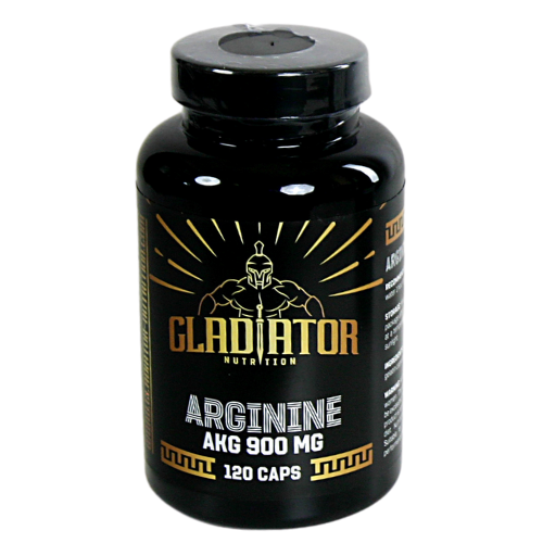 Gladiator muscle - arginin