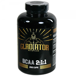 Gladiator Nutrition - BCAA 2:1:1