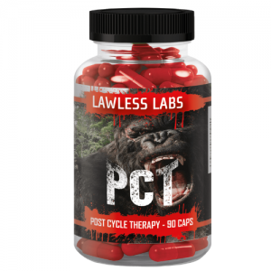 Lawless Labs - PCT Post Cycle Therapy