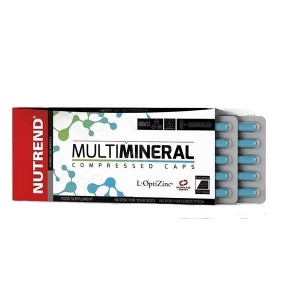 Nutrend – Multimineral Compressed caps