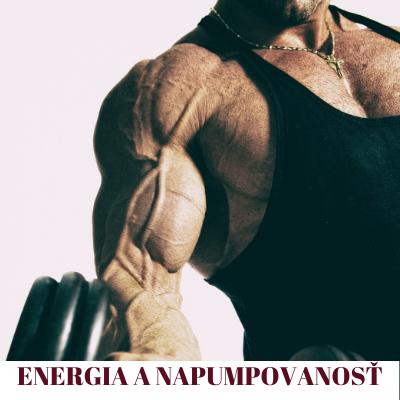 energia a napumpovanosť