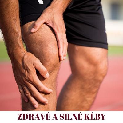 zdravé a silné kĺby